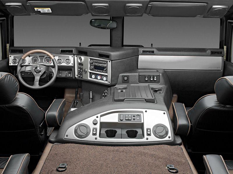 Hummer - Interior