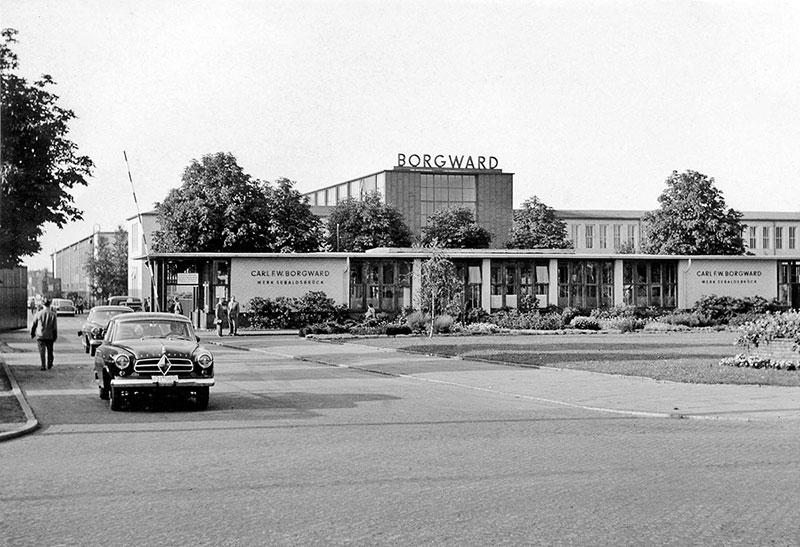 Foto Borgward Borgward Generales Historia