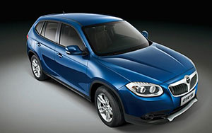 Foto Brilliance V5 2012