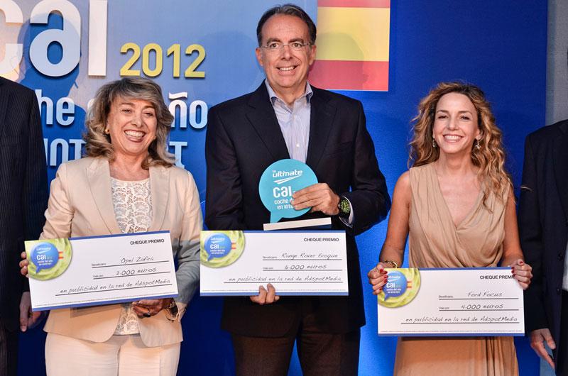 Ganadores CAI 2012