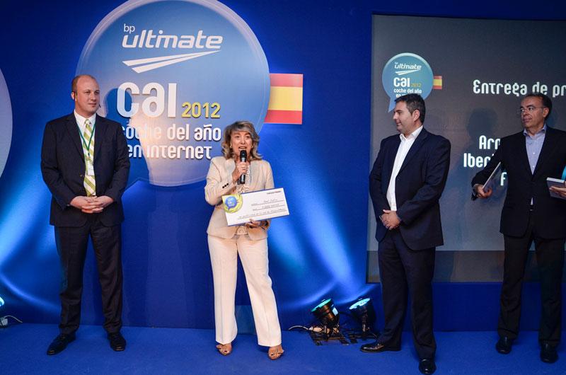 Foto Pilar Guridi Opel Spain Cai Cai 2012