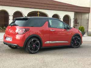 Foto Exterior 5 Ds Ds3-performance Dos Volumenes 2016