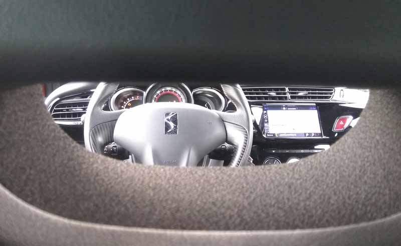 Foto Detalles Ds Ds3 Performance Dos Volumenes 2016