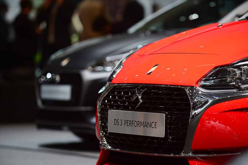 Foto Exterior Ds Ds3 Performance Dos Volumenes 2016