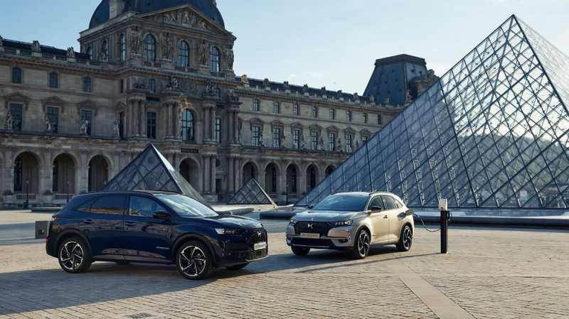 Foto Exteriores Ds Ds7 Crossback Luvre Suv Todocamino 2020