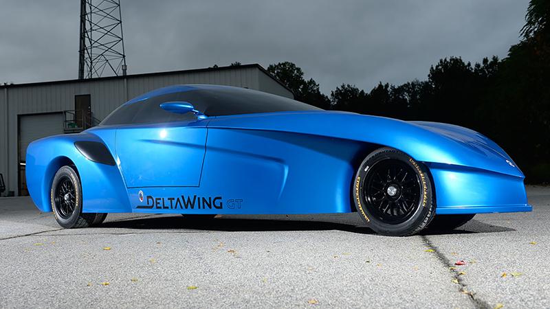 Foto Delantera Deltawing Panoz Deltawing Gt Concept 2015