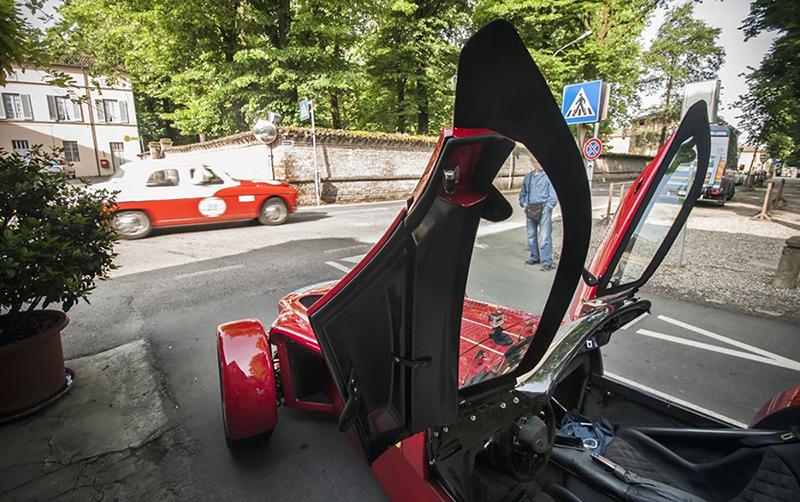 Foto Salpicadero Donkervoort D8 Gto Miglia Edition Descapotable 2015
