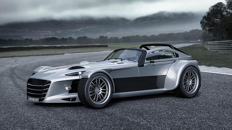 Donkervoort D8 GTO RS 2016