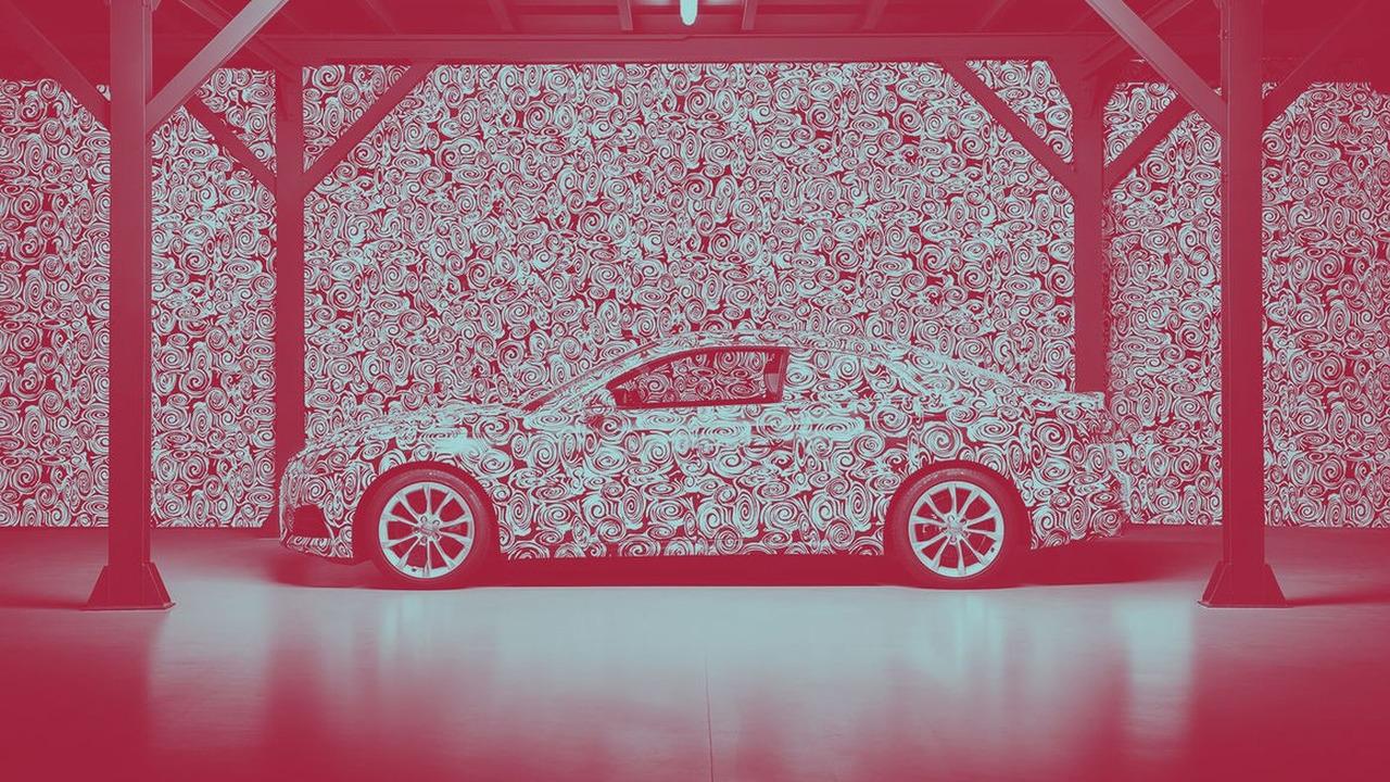 Audi A5 2017 teaser