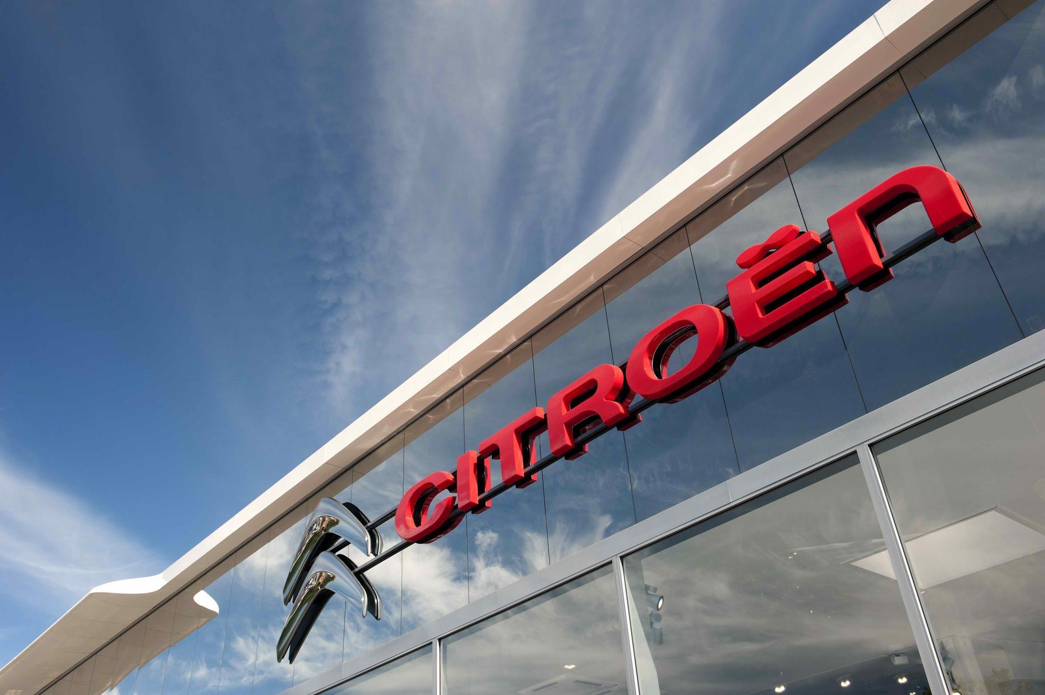concesionario Citroën