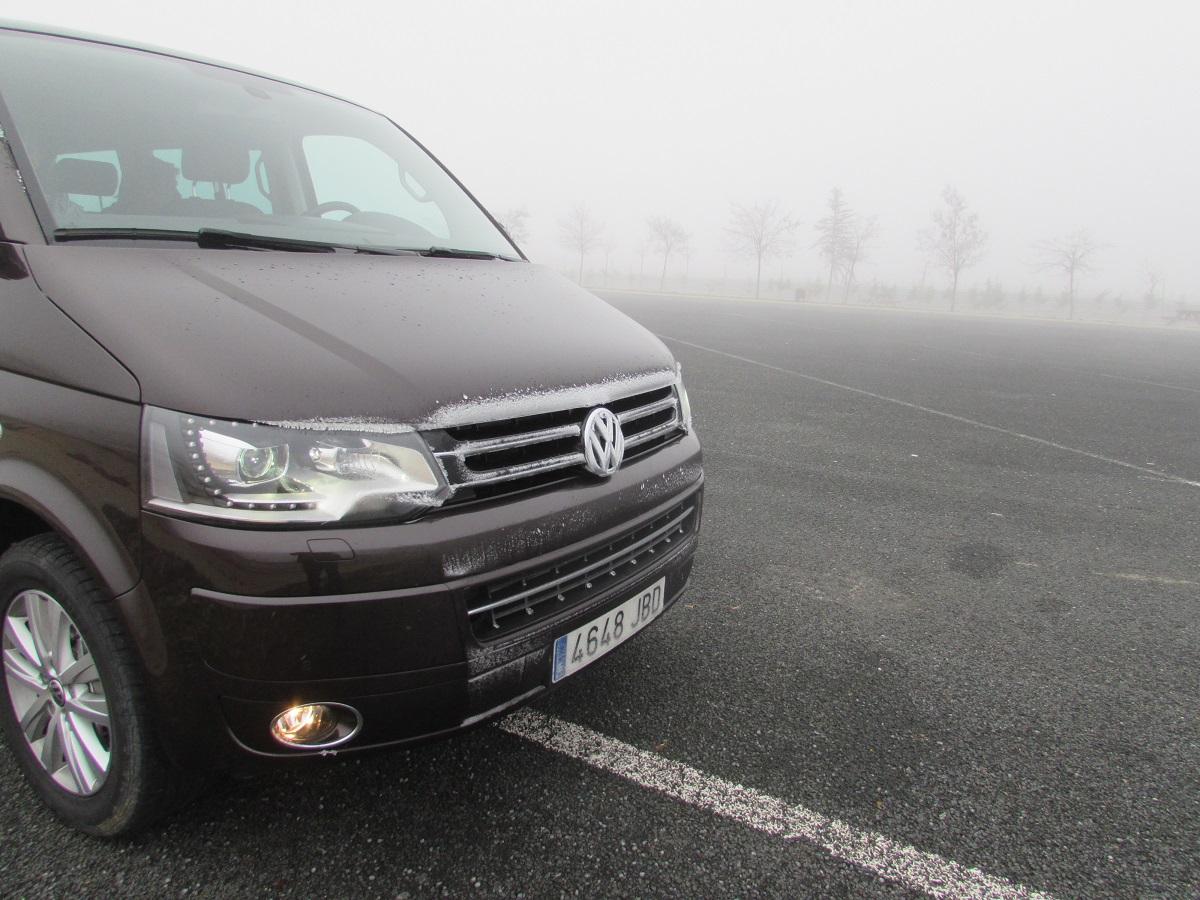 conducir niebla