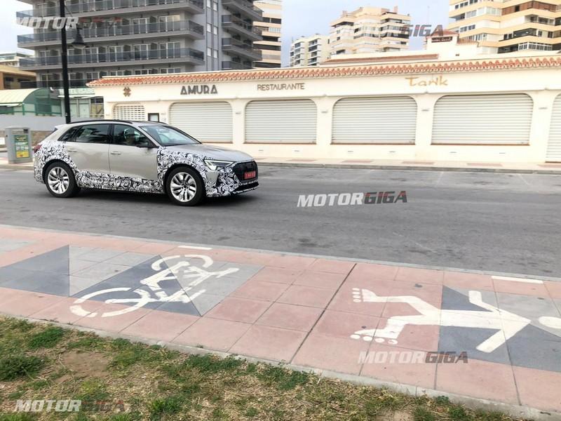 Foto Exteriores Fotos Para Posts Audi Mule Malaga