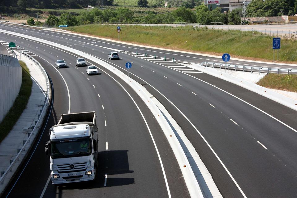 Conduccion por autopista