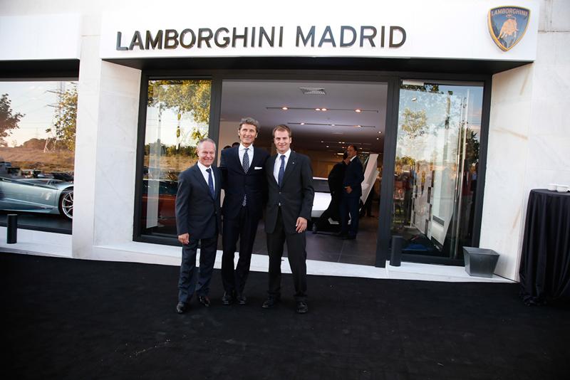 Lamborghini Madrtid