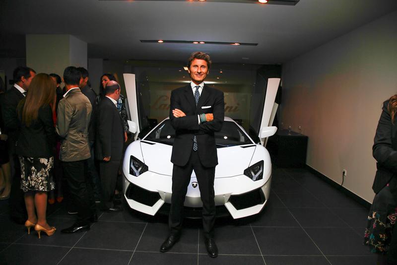 Lamborghini Madrid