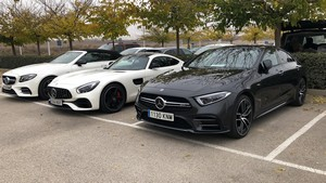 Foto Exteriores 7 Fotos Para Posts Mercedes-tests-days-2018