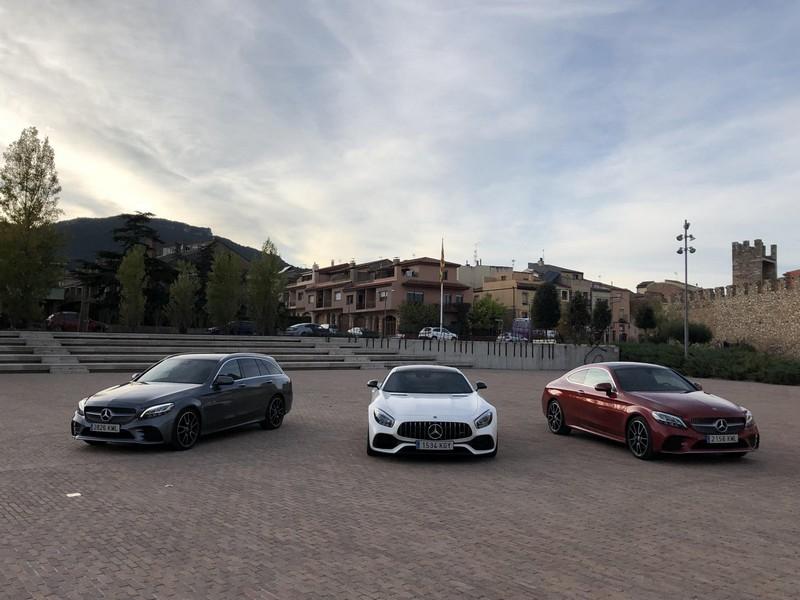 Foto Exteriores 2 Fotos Para Posts Mercedes-tests-days-2018