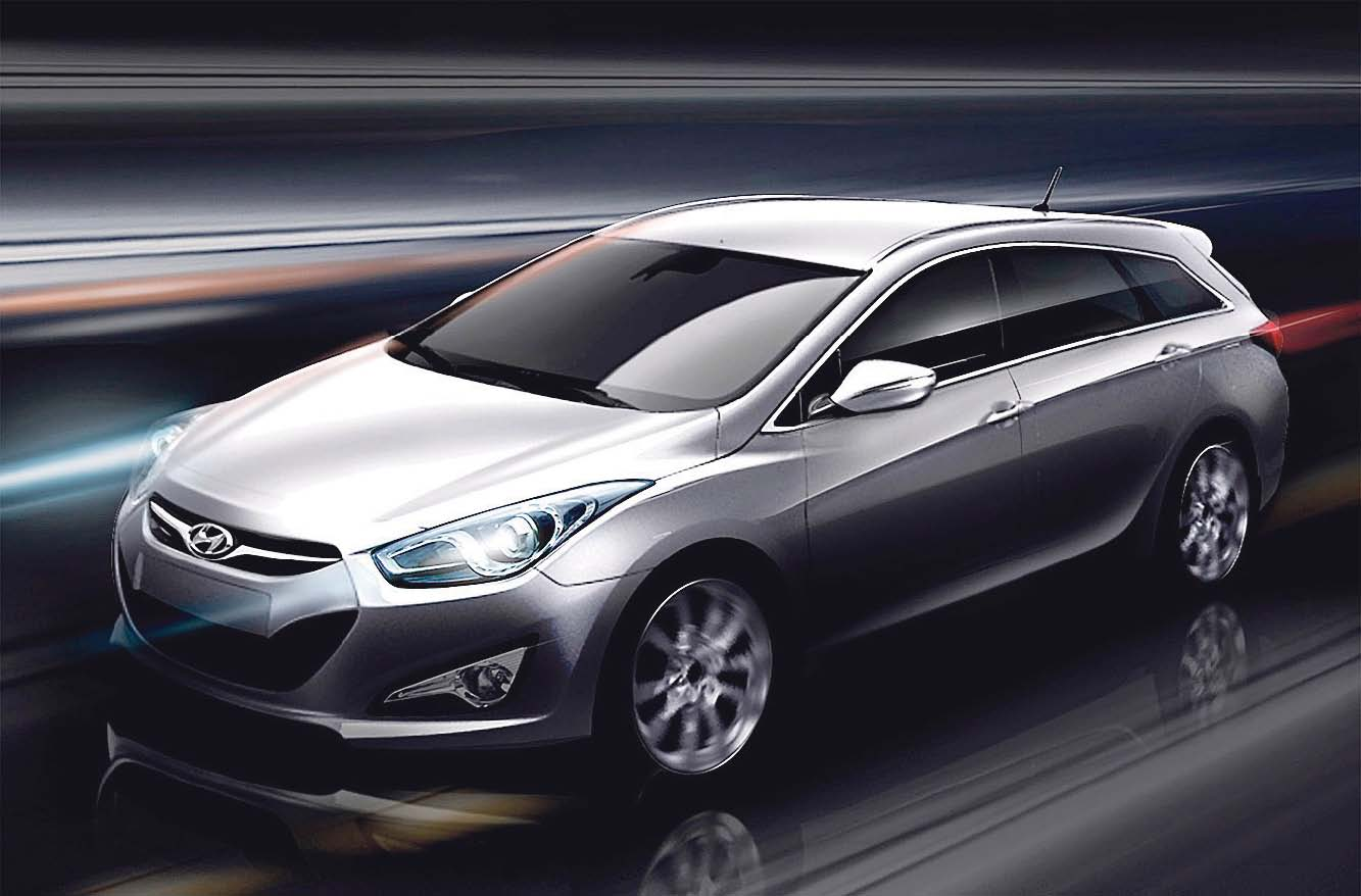 Hyundai i40W