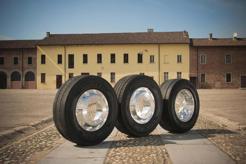 Neumáticos  Fuelmax de Goodyear