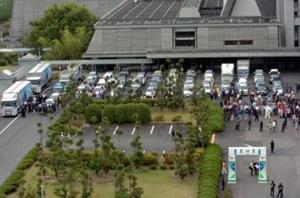 Challenge Bibendum 2005, Kyoto, Japón.
