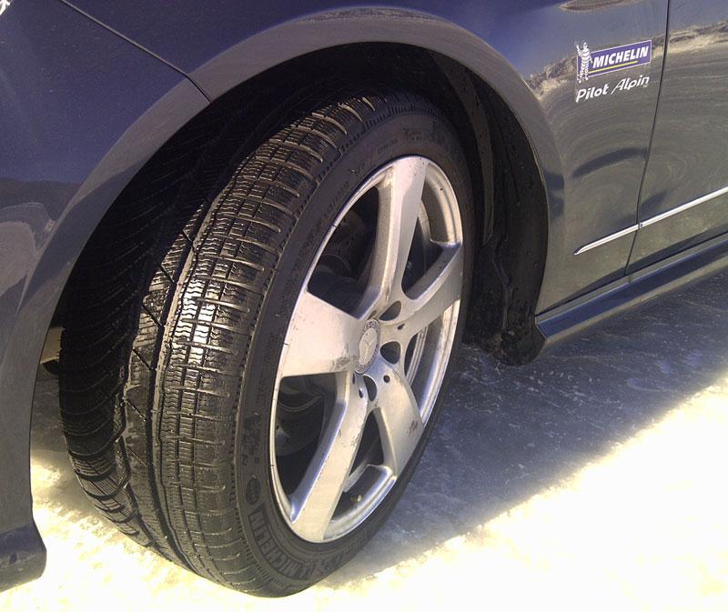 Neumáticos Michelin Alpin