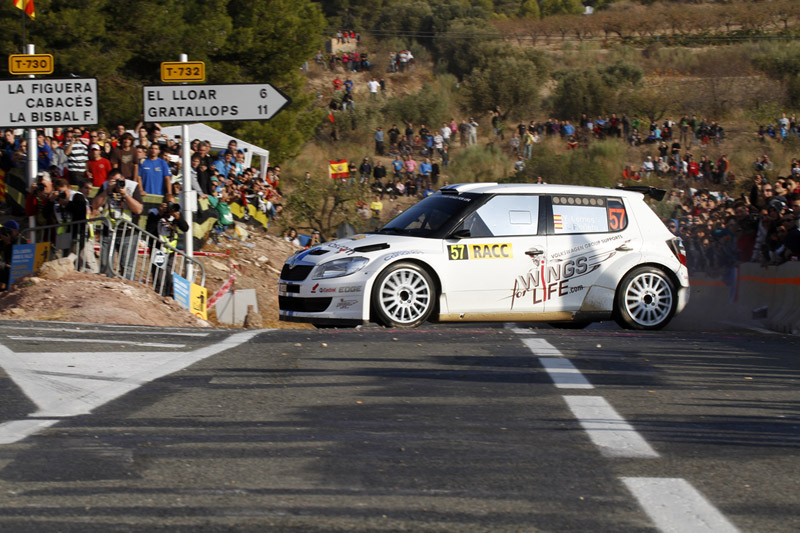 Foto Vw Rally Catalunya Costa Notas De Prensa 25oct11