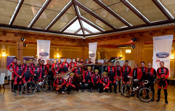 Ford, el ciclismo y los acuerdos de colaboración