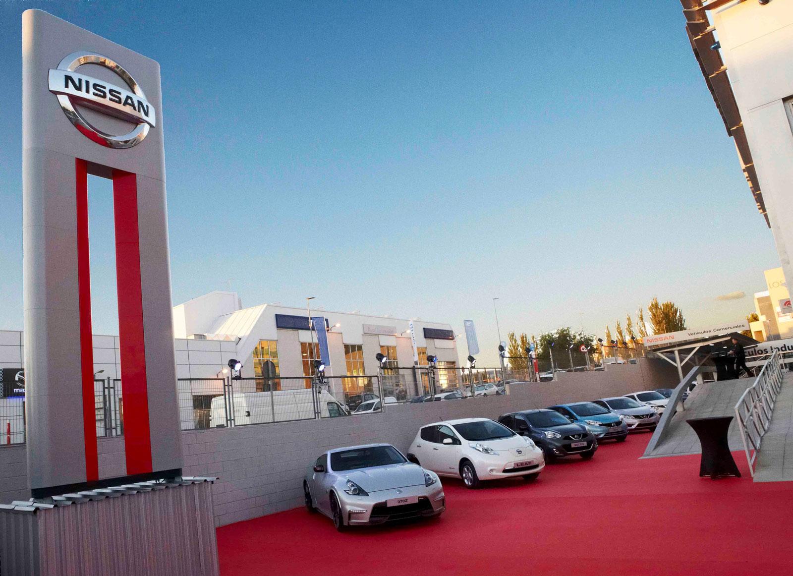 Nuevas instalaciones de Gamboa Automovión en RivasVaciamadrid