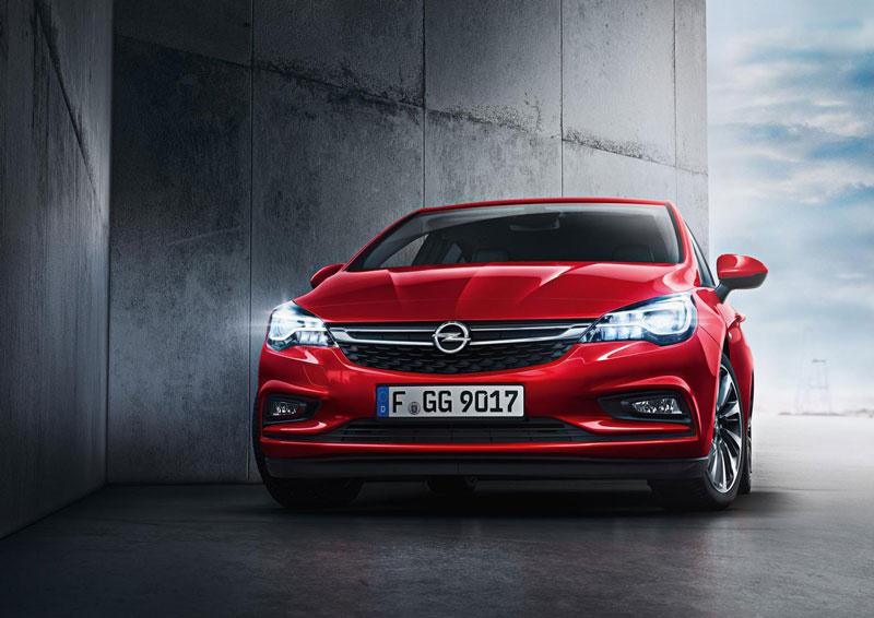 Opel Astra premiado por Autobest