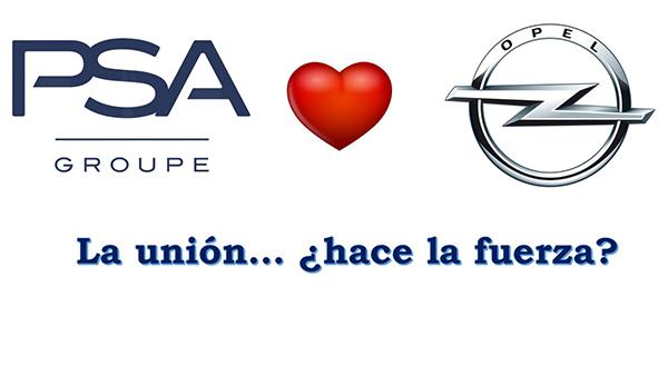 PSA y Opel