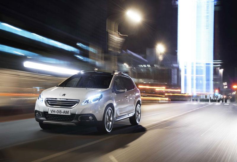 Peugeot 2008 Puretech automático, más confort y menor consumo