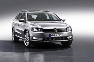 Volkswagen Passat Alltrack (Novedad)