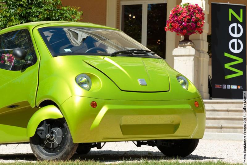 Vehículo eléctrico de Eon Motors