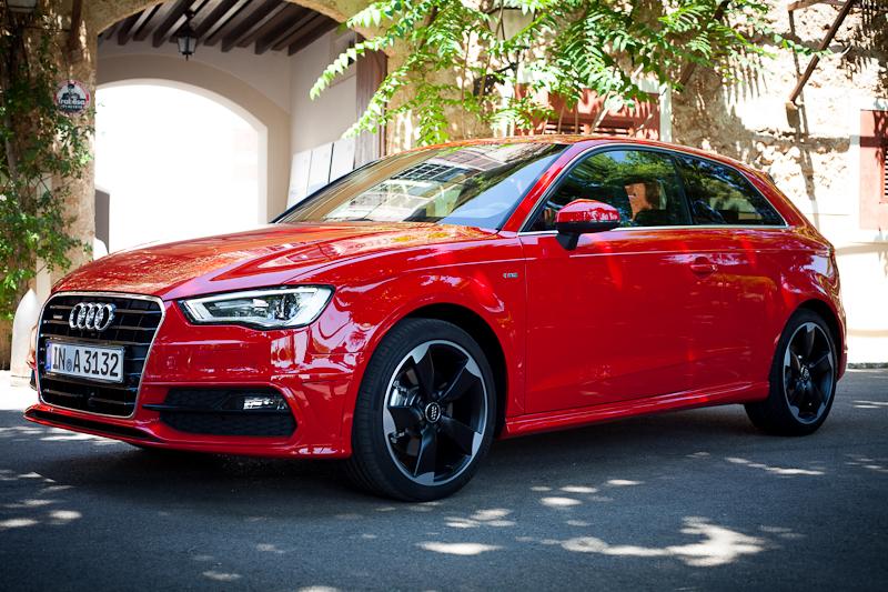 Audi A3 en Son Espases Mallorca
