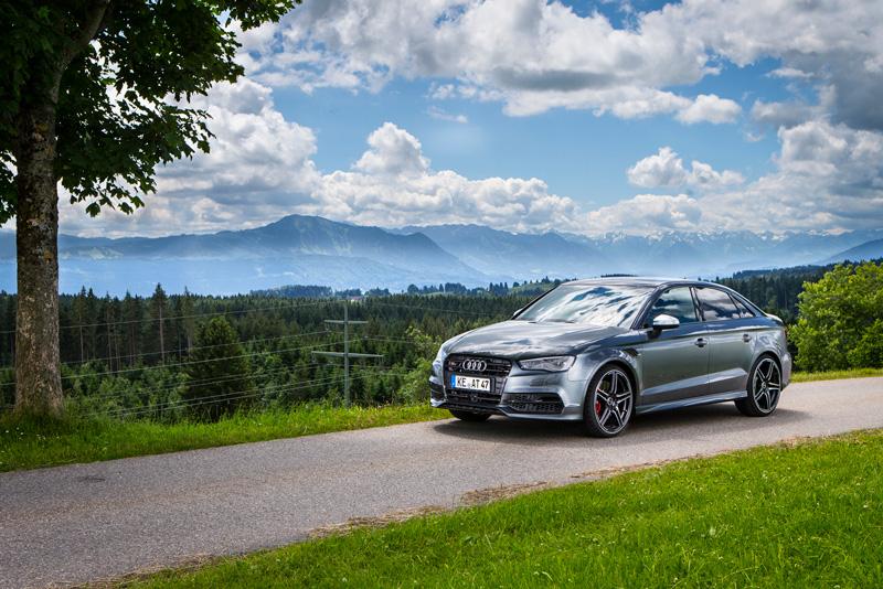 Audi S3 ABT Power S con 400 CV de potencia