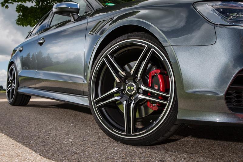 Detalles del Audi S3 ABT
