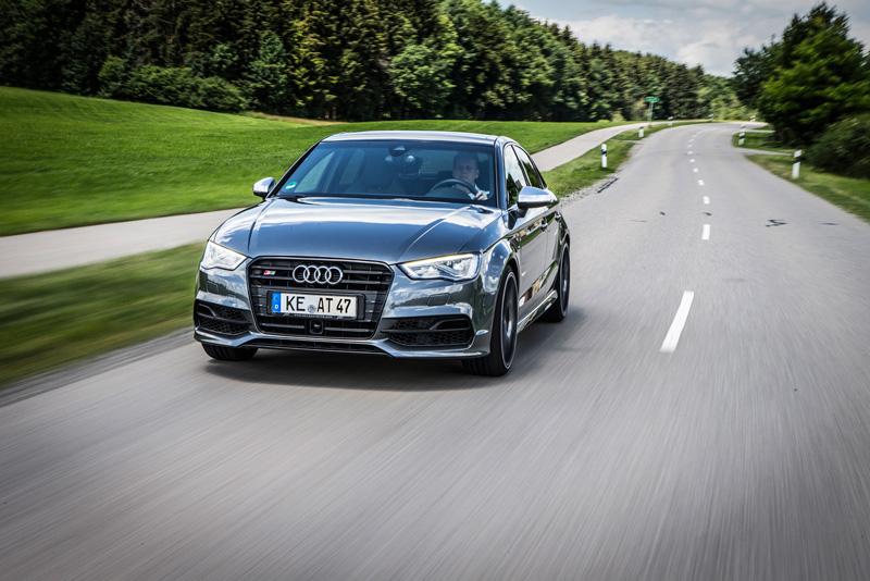 Audi S3 firmado por ABT con 400  CV de potencia máxima
