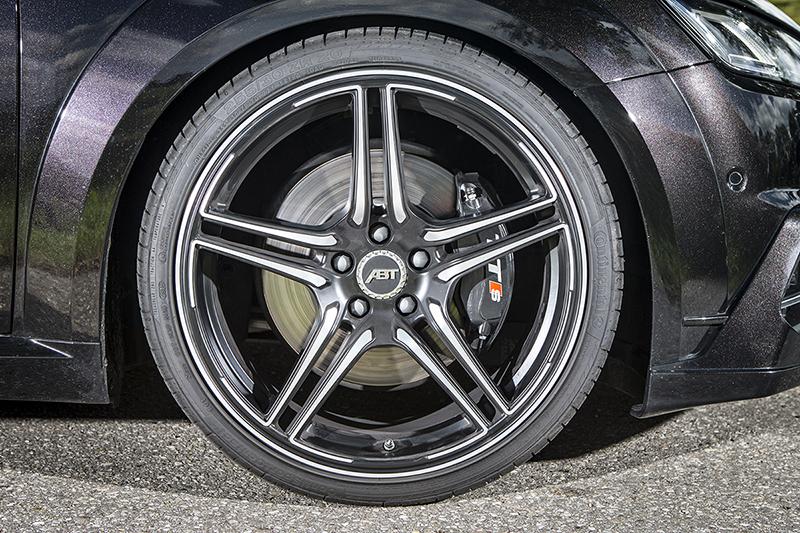 Llantas ABT en el Audi TTS