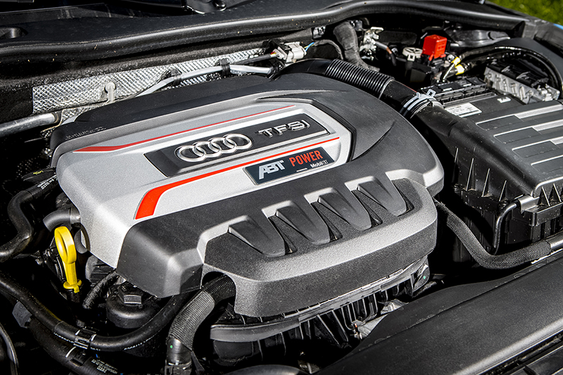 Motor Audi TTS ABT Power