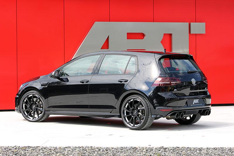 VW Golf ABT R trasera