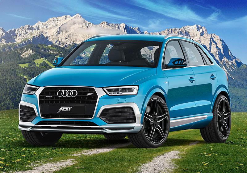 Audi ABT Q3