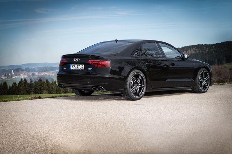 Foto Exteriores Abt S8 Plus Abt Sedan 2016
