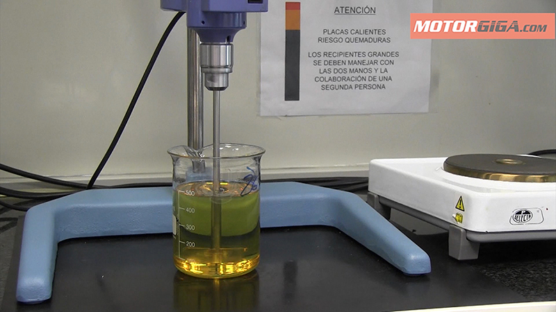 Funciones viscosidad y sae del aceite lubricante pag2 for Viscosidad del aceite de motor