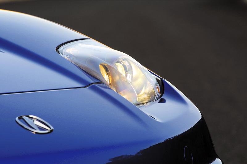 Foto Detalles Acura Nsx Cupe 2005
