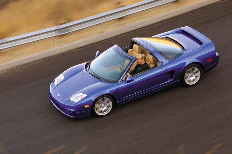 Foto Exteriores Acura Nsx Cupe 2005