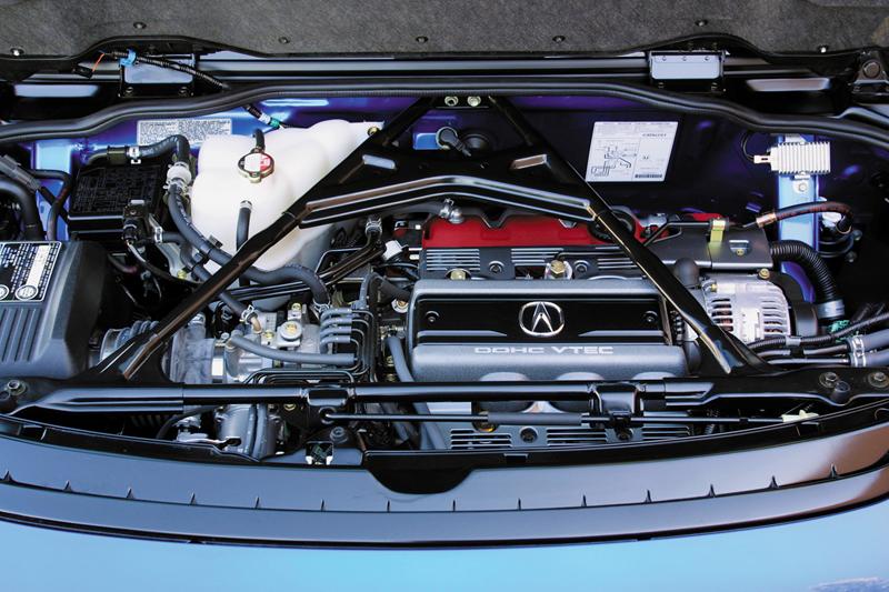 Foto Tecnicas Acura Nsx Cupe 2005