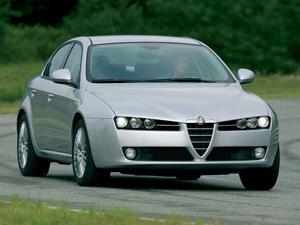 Foto Delantero Alfa romeo 159 Sedan 2008