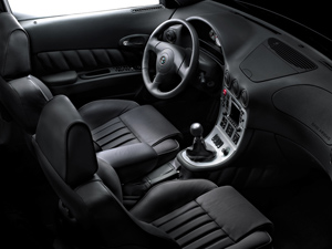 Foto Interiores Alfa romeo 166 Sedan