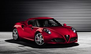 Foto Delantera Alfa Romeo 4c Cupe 2013