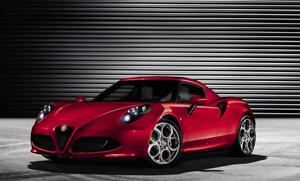Foto Exteriores (3) Alfa Romeo 4c Cupe 2013
